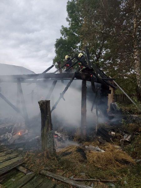 пожежі за добу 26 вересня