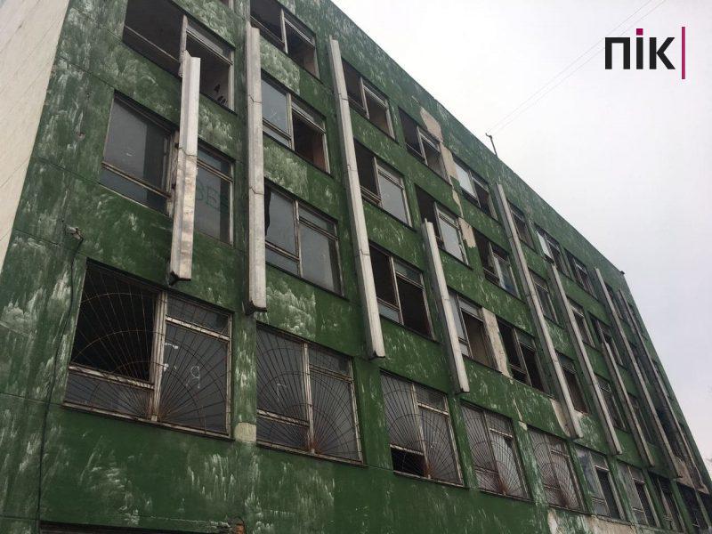 Фурнітурний завод в Івано-Франківську