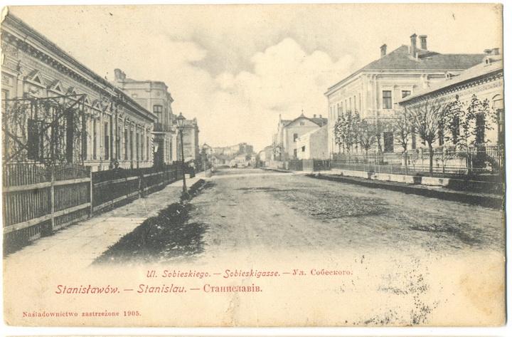 Ретро Франківськ: 117 років тому у місті відкрили школу деревного промислу (ФОТО)
