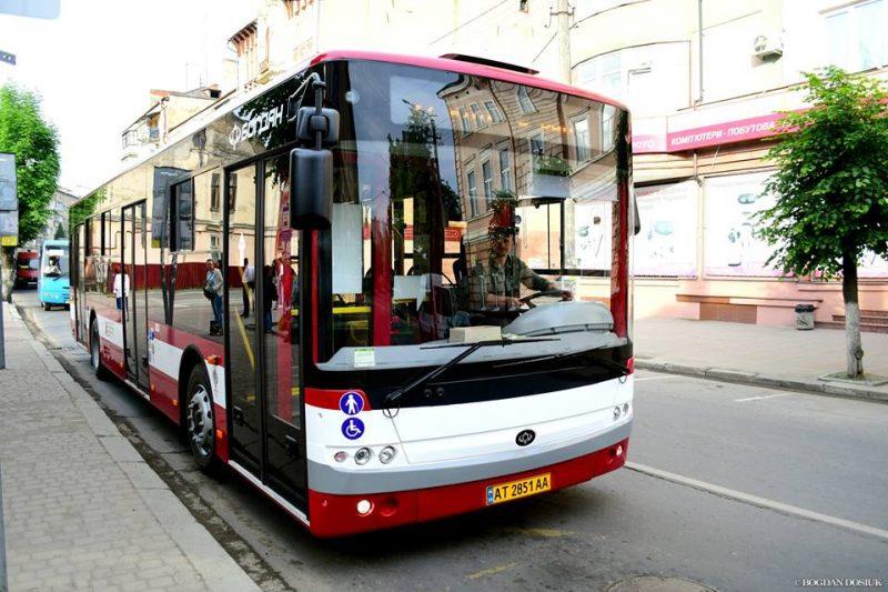 У Франківську планують запровадити ще один комунальний маршрут