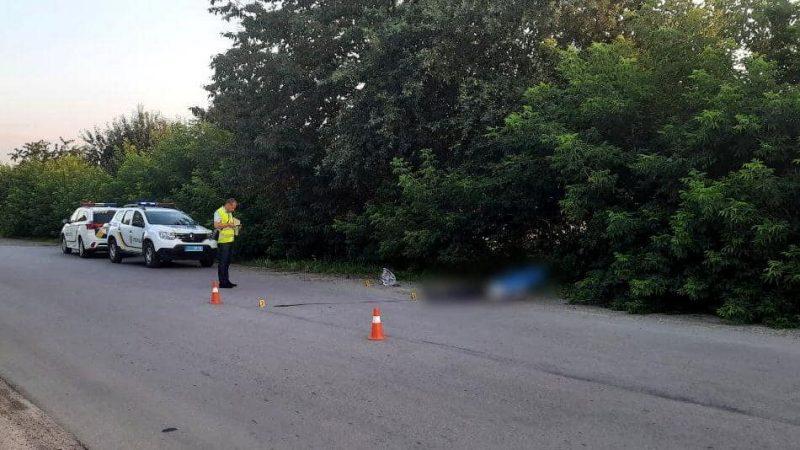На Коломийщині водій насмерть збив пішохода