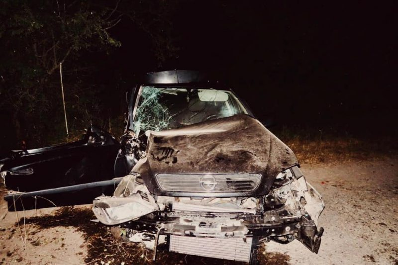 На Прикарпатті правоохоронці розслідують ДТП, в якій травмувалися 5 людей (ФОТО)