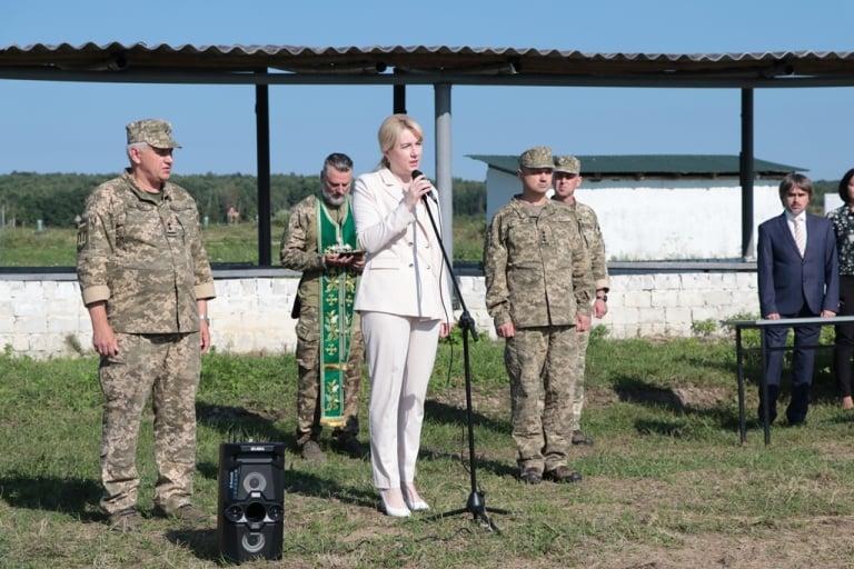 На Прикарпатті у резервістів тривають військові навчання(ФОТО)